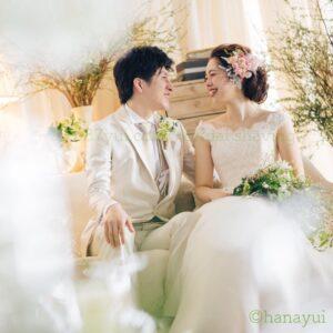 花嫁シェービング